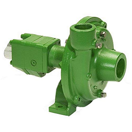 """Ace Pumps FMC-150-HYD-206 Hydraulic Driven Centrifugal Pump, for Open Center Systems Up to 16 GPM (60.6 LPM), 1.5"""" x 1.25"""""""
