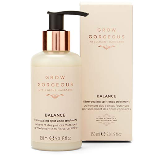 Grow Gorgeous Balance Fibre-Sealing Split Ends Treatment, 150ml