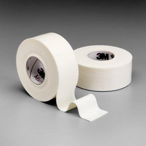3M Microfoam Elastic Foam Surgical Tape 1' X 5.5Yards All Way Stretch - Model 1528-1