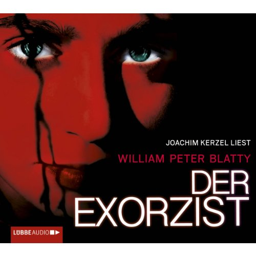 Der Exorzist audiobook cover art