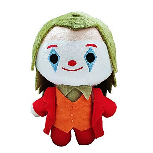 LoneFox película Joker 2019 Arthur Fleck Joaquin Phoenix muñeco de Peluche Suave 20 CM