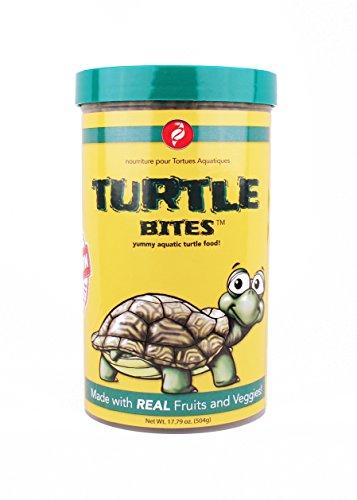 HBH Pisces Pros Aquatic Turtle Bites Food (17.79oz)