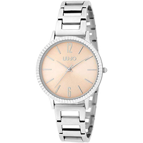 Orologio Donna Biphasic Rosa Liu Jo Luxury