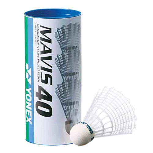 YONEX Badminton Shuttlecock MAVIS 40BP 3-pack Middle M40BP