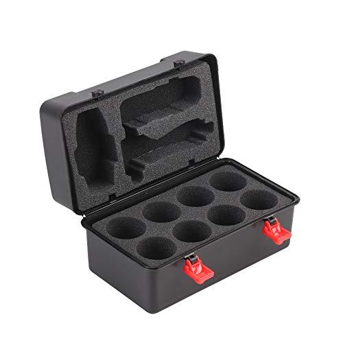 AllRight Beyblade Koffer Aufbewahrungskoffer Tragbar mit Schaumstoff für Kampfkreisel Beyblade Burst Gyro und Launcher