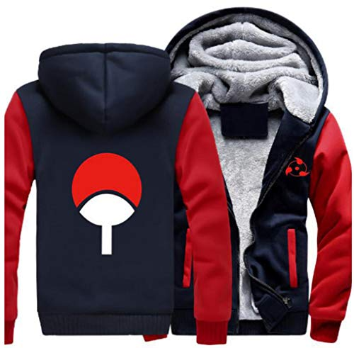 LAYG Hoodies Pullover Lightweight Sweatshirts Hoodie Sweaters Thick Hooded Sweater Gift with Bib,Autumn Winter Jacket With Zipper Unisex Men,Women,Youth,Couple/A / 2XL