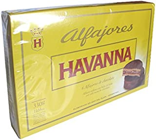 Havanna Luxury Alfajores Milk Chocolate x 6 by Havanna