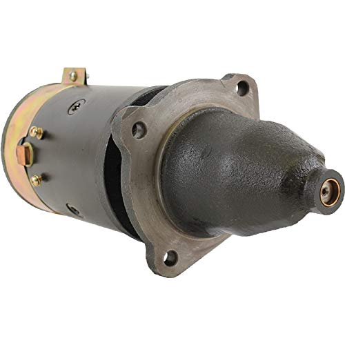 DB Electrical SDR0257 6 Volt Starter for Case IHC Farmall, Gray