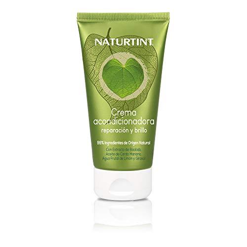 Naturtint Eco Conditioner Cream Reparatur, Kraft und natürlicher Glanz. 150 ml.