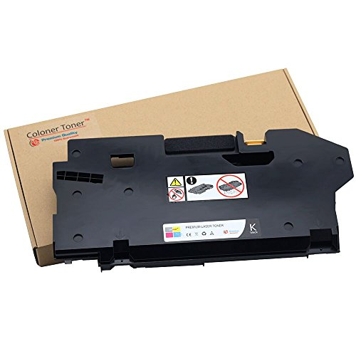 Coloner(TM) Compatible Dell Waste Toner Container for Dell S2825cdn H625cdw H825cdw Printer