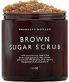 Brooklyn Botany Brown Sugar Body Scrub -...