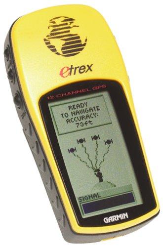 Garmin eTrex GPS navegador Personal