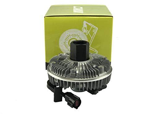 OAW 12-F3261 Electronic Cooling Fan Clutch for 04-10 Ford E350 E450 & 03-07 Ford...