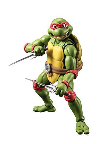 BANDAI Tortugas Ninja Figura Articulada, 15 cm (BDITM079859)