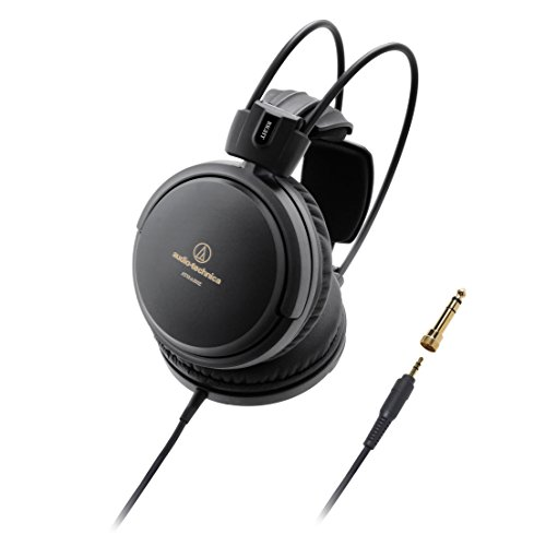 Audio Technica (Ath-A550z) High-Fidelity Closed-Back Headphones