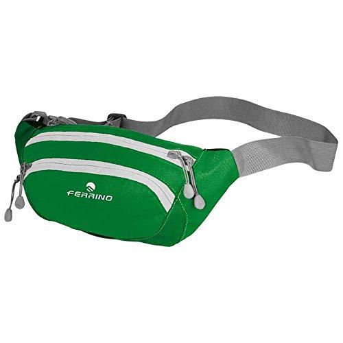 Ferrino Waist Bag Sutton Bolsa para Tienda de campaña, Adultos Unisex, Green (Verde), 2l