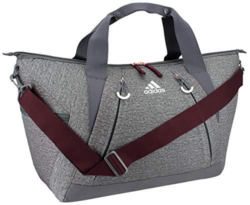 adidas Damen Studio Duffel Bag Jersey Onix/Onix/Kastanienbraun, Einheitsgröße