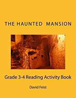 The Haunted Mansion Activity Book
