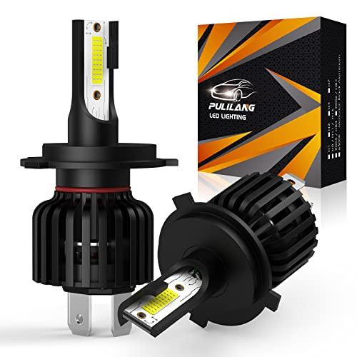 lampada led per auto Pulilang Lampadine H4 LED