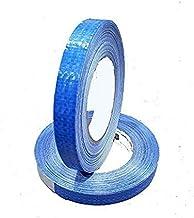 ETIPL HDPE Black Seam Seal Tape,Tamper Proof Tape 24mmX50mtr (1)