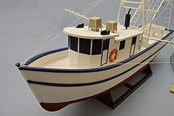 Dumas #1271 Rusty The Shrimp Boat Model Kit Scale 1 24
