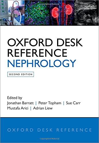 Oxford Desk Reference Nephrology