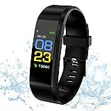 Fitness Trackers, trackers di attività, Smart Fitness, braccialetto Heart Rate...