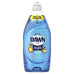 Dawn Dish Soap Ultra Dishwashing Liquid, Original Scent, 19.4 fl oz (Packaging May Vary)