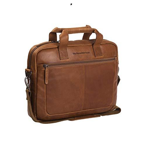 The Chesterfield Brand Calvi Aktentasche Leder 40 cm Laptopfach