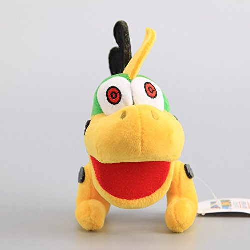 Boufery Cartoon bowser Koopa Soft Plush Toy, Stuffed Animals Dolls, Baby Sleeping Appease Doll, for Children kids 16CM