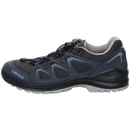 Lowa Jungen Tex-Schuh Innox Evo GTX junior Trekkingschuh Kombinationen blau Gr. 40