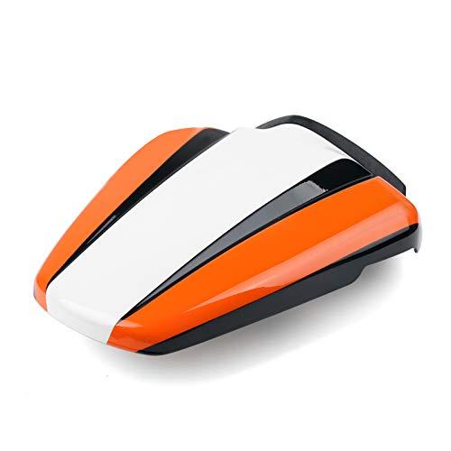 Artudatech Motorrad Soziusabdeckung Sitzkappe Verkleidung Heckabdeckung Rücksitzbezug Rear Seat Cowl Fairing Tail Cover für K-T-M 125 Duke 2011-2015 200 390 Duke 2012-2015 - 2