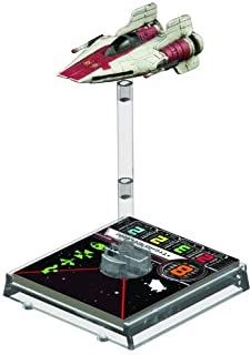 Star Wars X-Wing Miniatures Game: A-Wing Expansion Pack Strategy Game