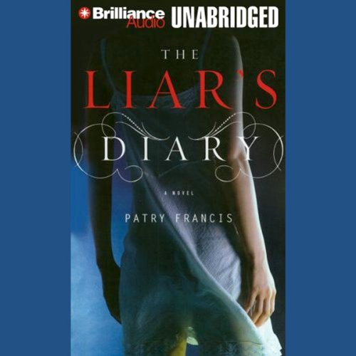 The Liar's Diary audiobook cover art