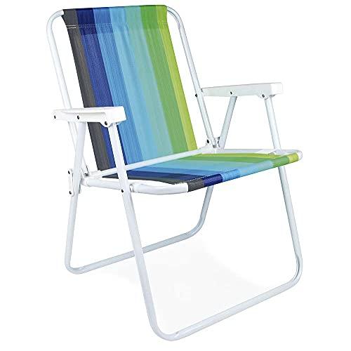 Cadeira de Praia ALTA ACO - 2002