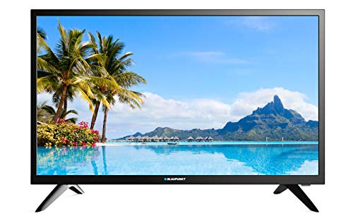 Blaupunkt LED HD TV, 60 cm (23, 6 Zoll), USB Multimedia, DVB-T/T2/C/S2, BN24H1012EEB