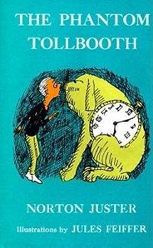 The Phantom Tollbooth[PHANTOM TOLLBOOTH 35/E][Hardcover]