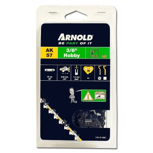 Arnold 1191-X1-5061 Catena per motosega, 3/8