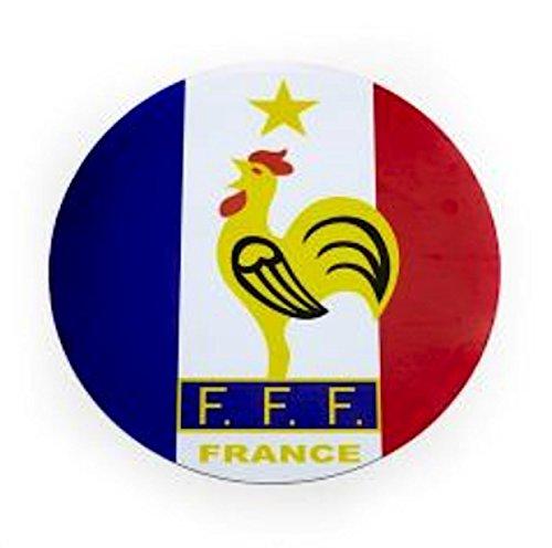 FRANKREICH FUSSBALL-LOGO-KÜHLSCHRANK-MAGNET ODER FIFA WORLD CUP