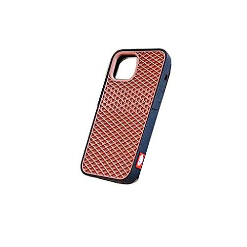 Carcasa para iPhone 11 Negro y Marrón
