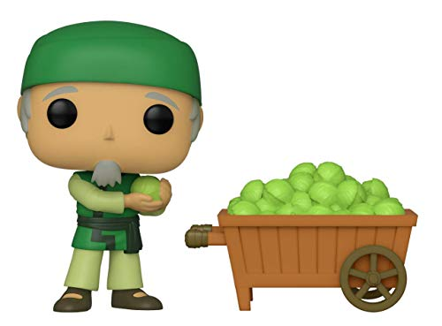 Funko POP! Animation: Avatar - Cabbage Man and Cart, Fall Convention Exclusive