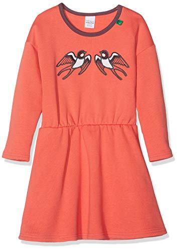 Fred's World by Green Cotton meisjes jurk Bird sweat dress