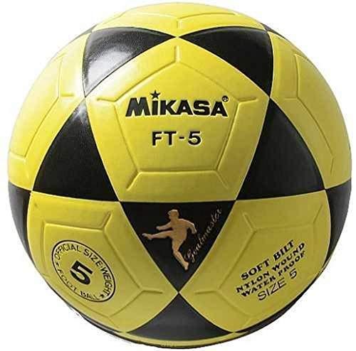 MIKASA FT-5 Soccer Ball - Yellow