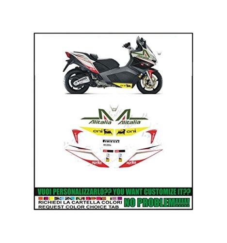 Kit stickers stickers Compatible SRV 850 Alitalia SBK Tribute