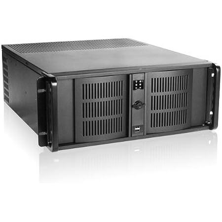 Istar D Storm D 400 4u Rackmount Server Chassis Electronics