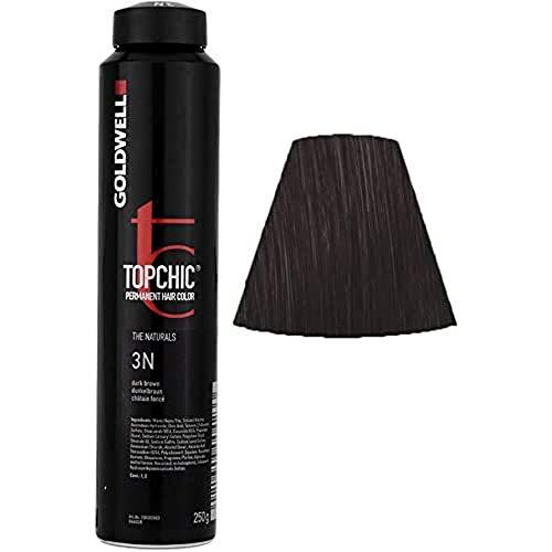 Goldwell Topchic Depot Haarfarbe 3N, 1er Pack, (1x 250 ml)
