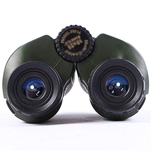WNN-URG Durable Professionelles Leistungsstarke Fernglas, Leichtes Multifunktionsfernglas 10x20 High Definition Fixfokus-Licht tragbares Handheld-Teleskop for den Außenbereich URG