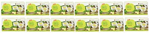 tegut... Grüner Tee Ingwer-Zitrone, 10er Pack (10 x 34 g)