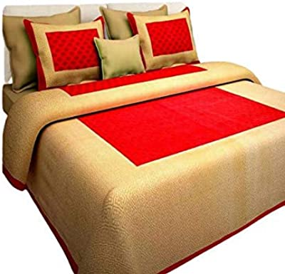 Tanna's Collection Bed Sheet with Pillow Cover