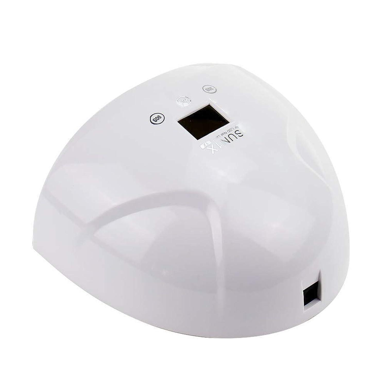 エイズ時幸運なことにネイルドライヤーランプマニキュアネイルポリッシュledライト付き365 + 405nm 36ワット硬化ジェルuvネイルランプ機ネイルアートツール